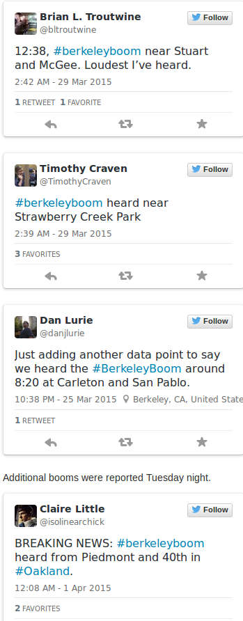#BerkeleyBoom