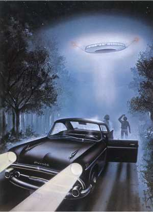 Betty and Barney Hill Alien Abduction Case